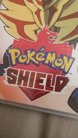 Pokemon Shield - Effectively New for Sale in Garland, TX