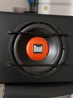 "10"" Dual Subwoofer for Sale in Kearns,  UT"