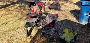 Jogging Stroller, Toddler Stroller & Booster Seat for Sale in Ellisville, MO