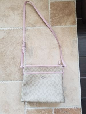 Coach crossbody 55.00 price is set for Sale in Pasadena, TX