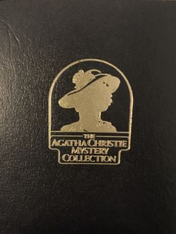 The Agatha Christie Mystery Collection (47 Books Total) for Sale in Orlando, FL