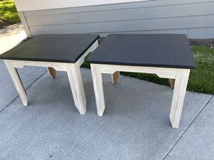 Console table and end table set for Sale in Wilsonville, OR