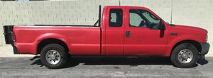 2003 Ford f250 gas 5.4 l engine hydraulic lift gate Tommy gate for Sale in Las Vegas, NV