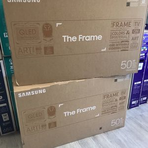 50 INCH SAMSUNG Class FRAME QLED LS03 Series 4K for Sale in Chino Hills, CA