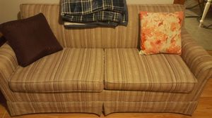 Pull Out Couch - Free Must Go Today! for Sale in Glastonbury, CT