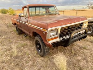 1979 Ford F250 4x4 Ranger F100 for Sale in Queen Creek, AZ
