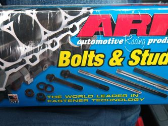 ARP HEAD BOLTS AND STUDS for Sale in Clackamas,  OR