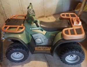 Kawasaki Adventure 4x4 Kids Ride-on for Sale in Saint Charles, MO