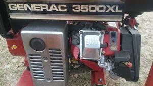 Generac generator 3500XL for Sale in Altamonte Springs, FL