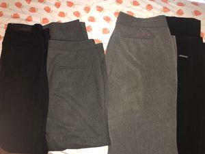 Women's work pants for Sale in San Bernardino, CA