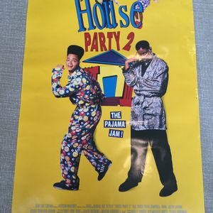 """""""House Party 2"""" The Pajama Jam Movie Poster for Sale in Columbia, IL"""