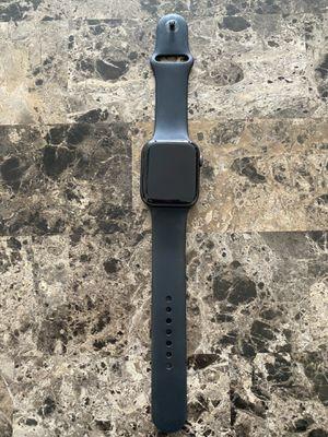 Apple Watch Series 4 44mm SG AL Black Sport CEL-USA for Sale in North Las Vegas, NV