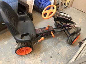 Nerf Battle Racer Ride-On Pedal Go-Kart for Sale in Fort Worth, TX