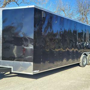 Enclosed Cargo Trailer 8.5 X 26 for Sale in Mesa, AZ