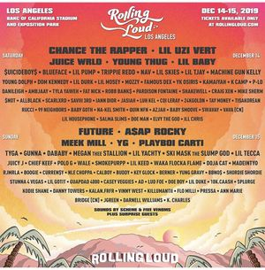 rolling loud vip tickets for Sale in Tustin, CA