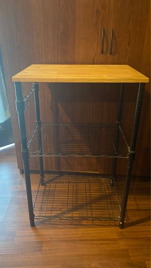 Used. Kitchen end table for Sale in Gardena, CA