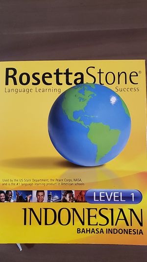 Rosetta Stone for Sale in Tracy, CA