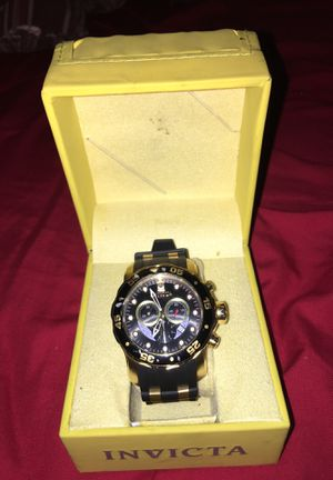 Special edition Invicta watch for Sale in Silver Spring, MD