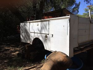 Knaphede utility bed for long bed truck single wheel base for Sale in Young, AZ