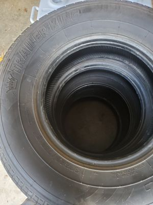 trailer tires for Sale in Puyallup, WA