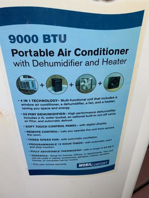 Potable air conditioner for Sale in Puyallup, WA