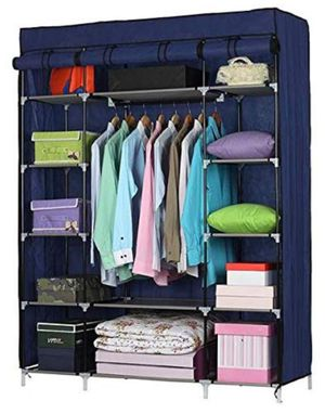Navy Blue - Closet organizer for Sale in Los Angeles, CA