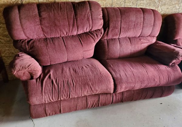 Couch & Big Chair all recline (3 recliners total)