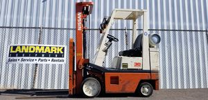 Forklift Nissan 3000 lb for Sale in Portland, OR