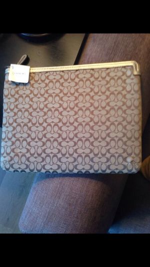 Authentic Coach IPad Case for Sale in Portland, OR