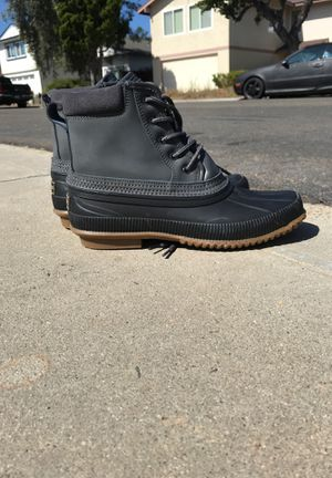 Hilfiger water proof work boots size ten for Sale in Chula Vista, CA