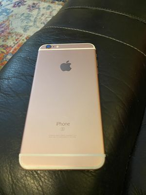 Pink iPhone 6s Plus 64GB for Sale in Fort Worth, TX