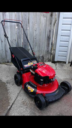 """Troy-Bilt 21"""" Inch Push Lawnmower W/Bag for Sale in Aurora, IL"""