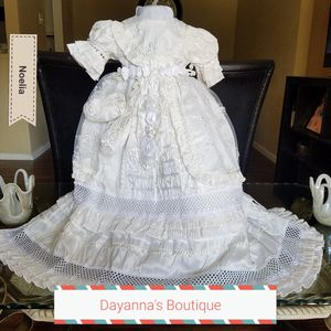 Ropones. Christening gowns for Sale in Addison, TX