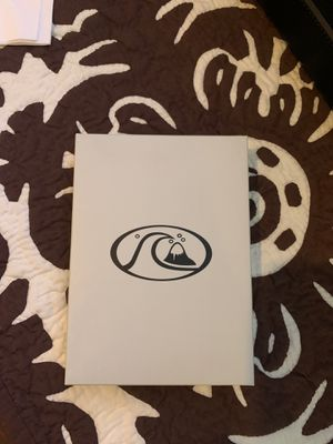 Quiksilver Silver Edition Passport Wallet for Sale in Glendale, AZ
