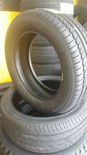 New trailer tires 2057515 8ply $55 installed for Sale in Orlando, FL