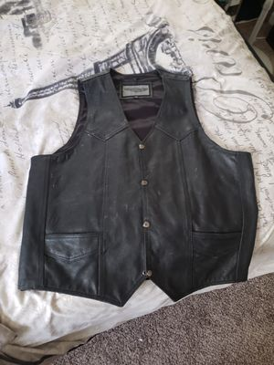 Leather Vest Motorcycle for Sale in Indianapolis, IN