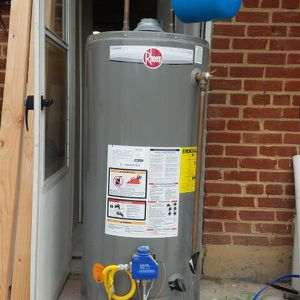 RHEEM 50 Gallon Water Heater for Sale in Washington, DC