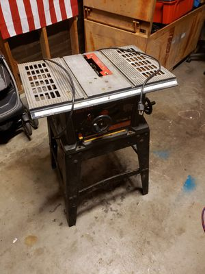 10inch craftsman table saw for Sale in Chula Vista, CA
