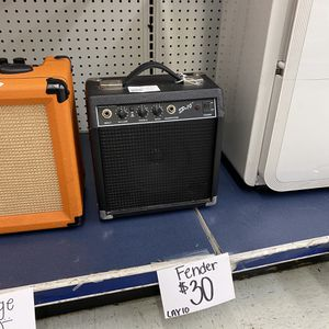 Fender Amplifier for Sale in Houston, TX