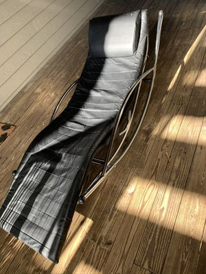Convertible Modern Rocking Chair for Sale in Springfield, VA
