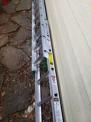 16' Werner extension ladder for Sale in Houston, TX