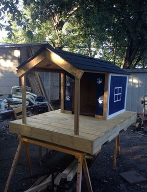Extra large dog house for Sale in Dallas, TX