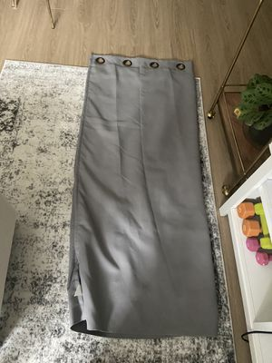 Moondream Blackout/Noise Reducing Curtains (2) - 09 Cloud Grey for Sale in West New York, NJ