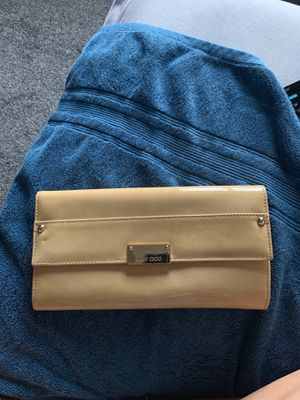 Patent leather Jimmy Choo clutch for Sale in Upper Arlington, OH