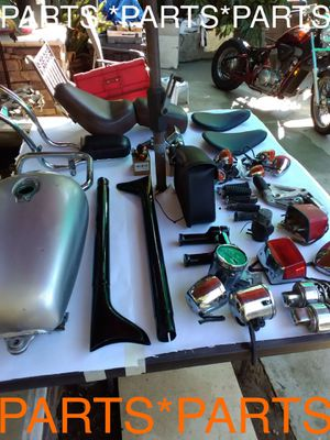 Motorcycle parts for Sale in Brea, CA