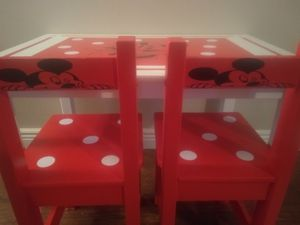 Kids table and chairs. for Sale in Vancouver, WA