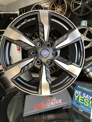 "20"" TRD Style Rims for Toyota wheels for Sale in Tempe, AZ"