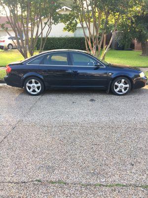 03 Audi A6 for Sale in Dallas, TX