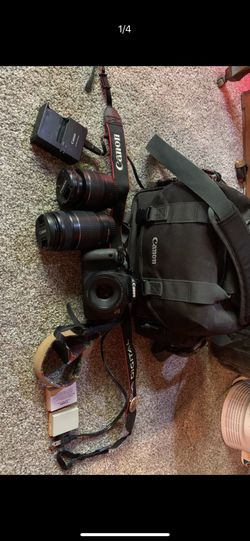 Canon T5i Bundle + 1.8 50mm for Sale in Yakima,  WA