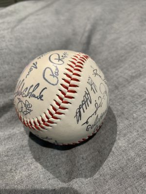 Florida Marlins 1997 ball signed by all players for Sale in Hialeah, FL